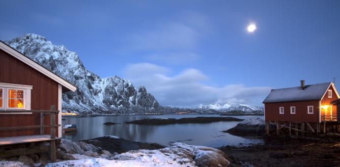 Dovre regionas, Norvegija
